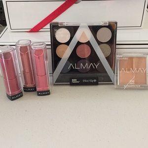 Almay makeup bundle